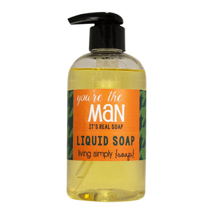 You're the Man Liquid Soap