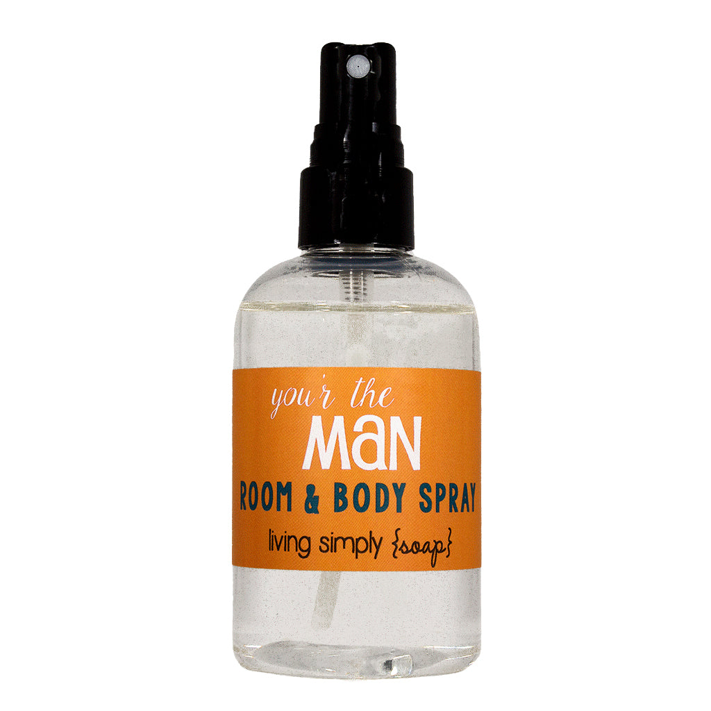 You're the Man Spray