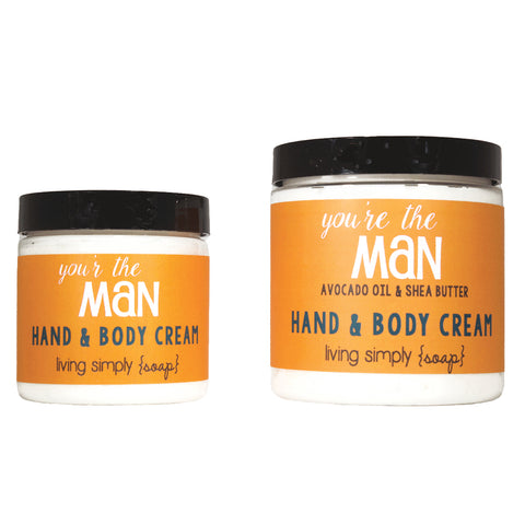 You're the Man Cream