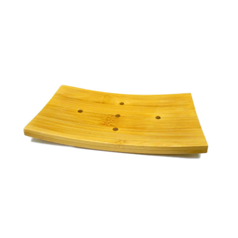 Large Bamboo Soap Dish