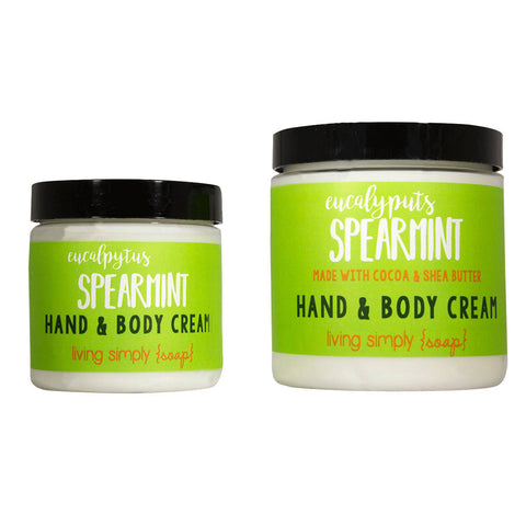 Eucalyptus Spearmint Cream