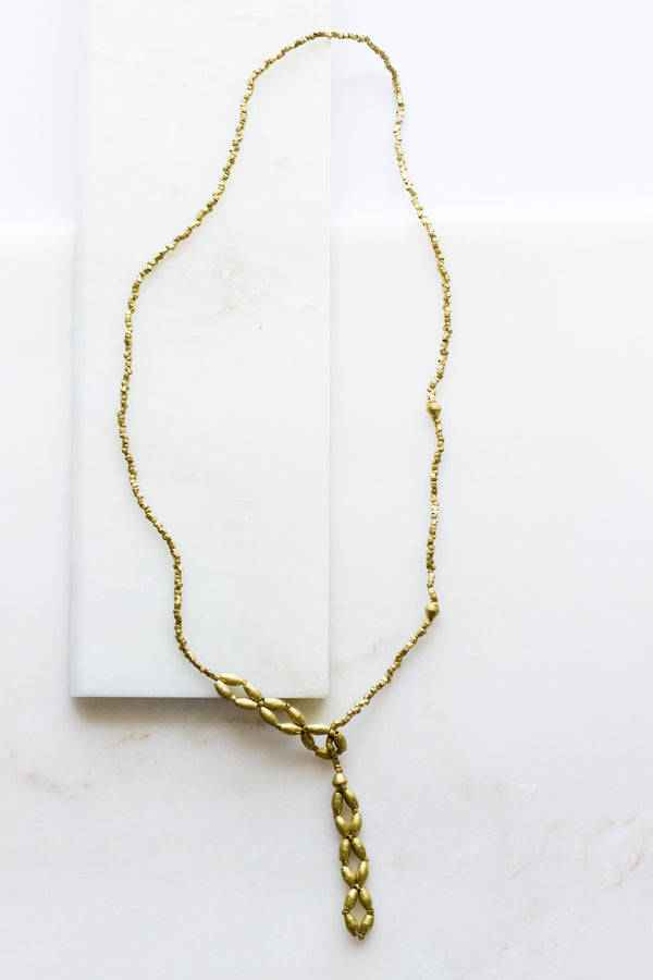 kirose lariat necklace