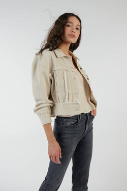echo denim jacket