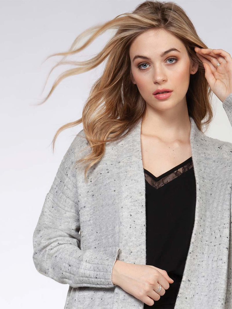 chuncky sweater cardigan