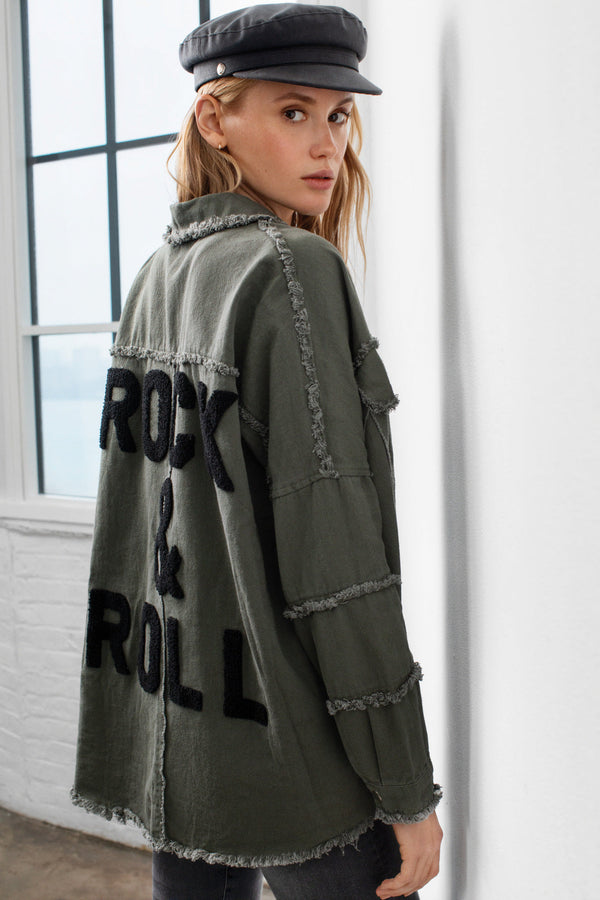 rock & roll jacket