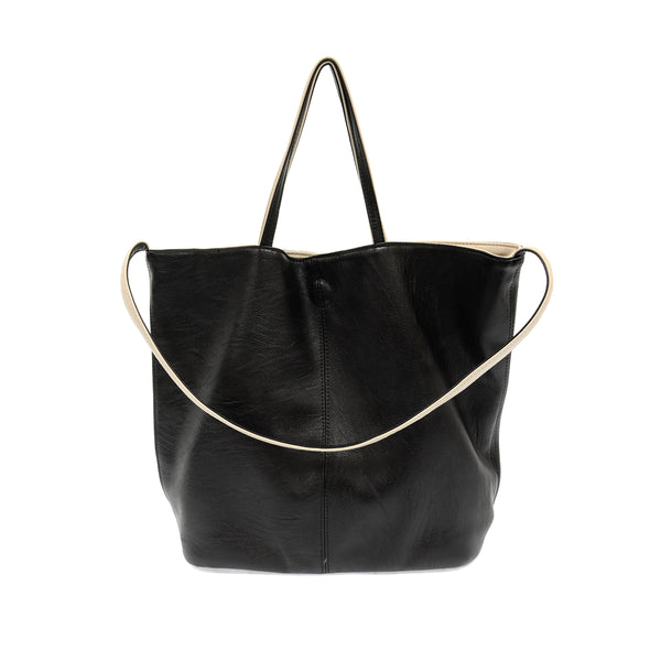 riley reversible slouchy tote