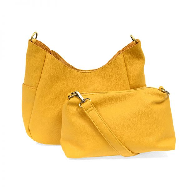hadley hobo bag - sunflower