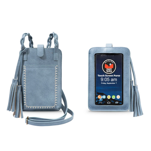 free spirit touch screen bag