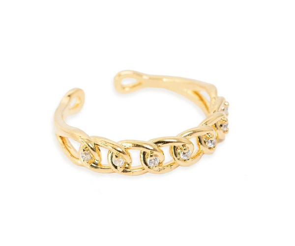 lauren chain ring
