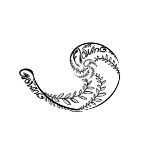 Nautilus fern tattoo permission digital download