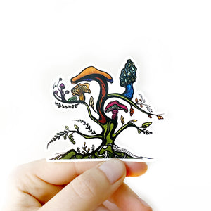 Magic Mushroom Tree  limited release