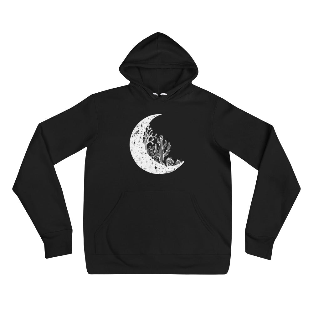 Load image into Gallery viewer, Desert Moon Unisex hoodie