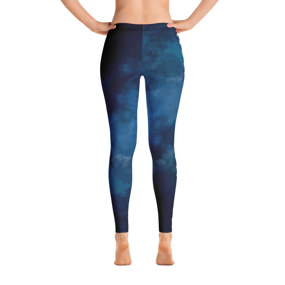 Load image into Gallery viewer, Moon Phase Leggings