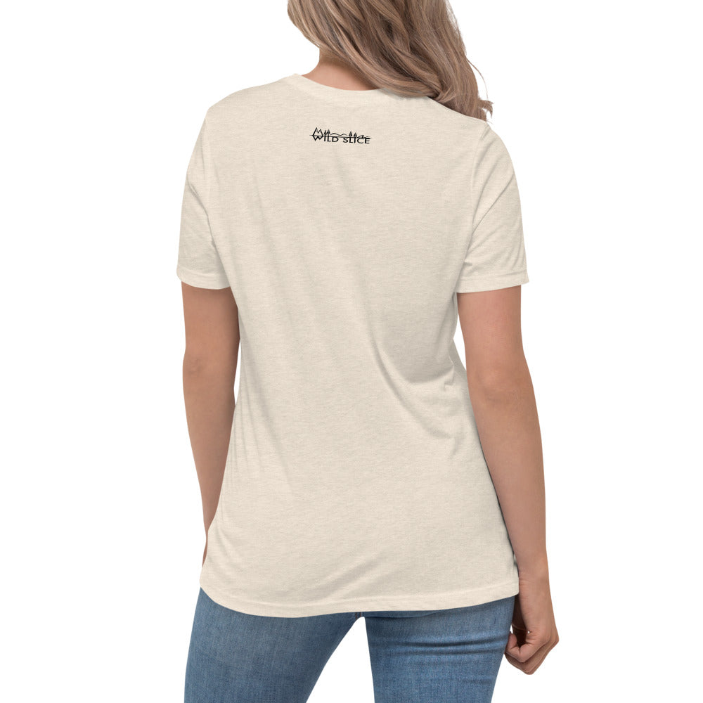 Load image into Gallery viewer, Hiker Girl #2 Women's Relaxed T-Shirt