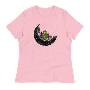 Load image into Gallery viewer, Forest Moon Women's Relaxed T-Shirt