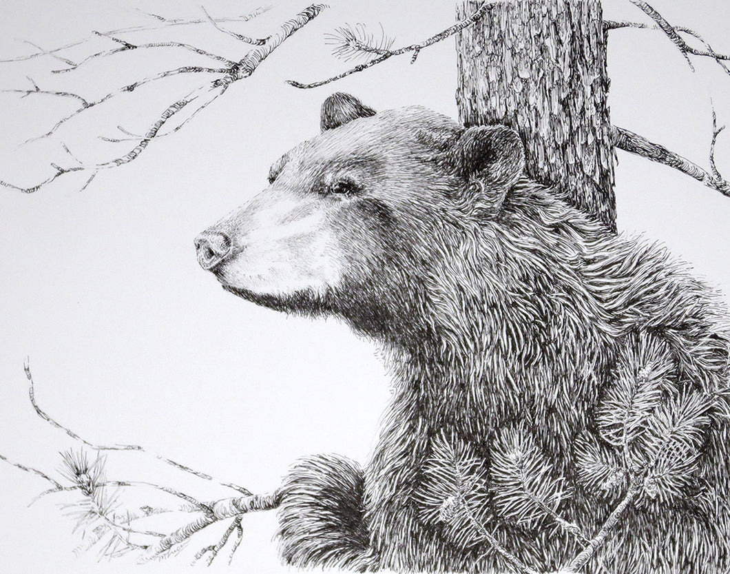 Forest Guardian, Limited Edition Print