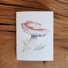 Load image into Gallery viewer, Pocket Notebook, Mushroom