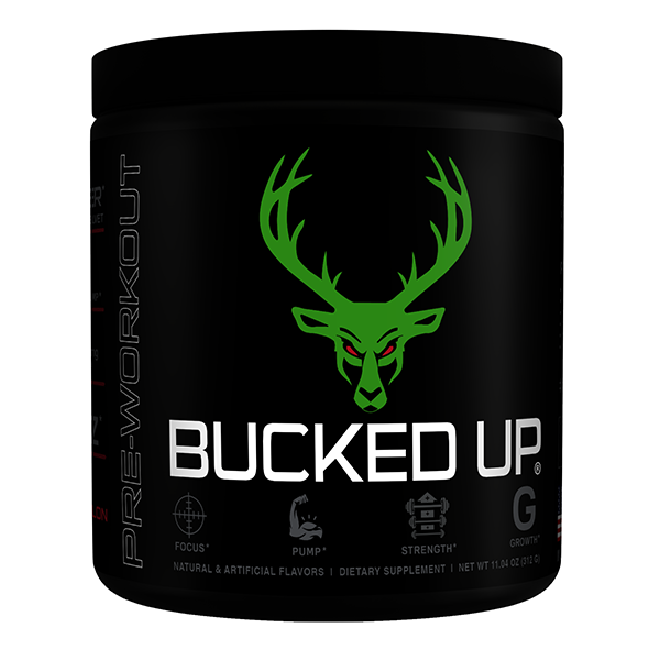 DAS Labs Bucked Up 30sv - Supplement Xpress Online