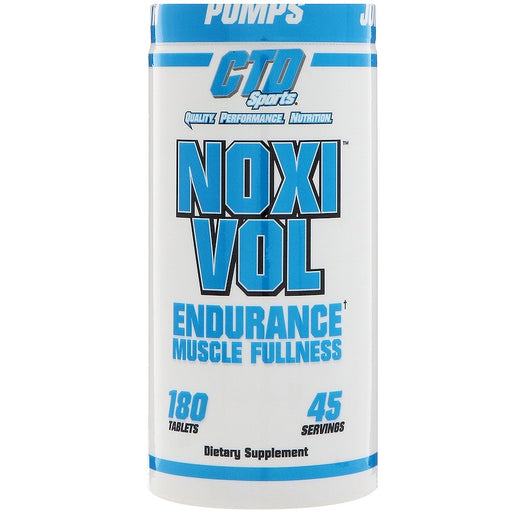 CTD Noxivol 180 Cap - Supplement Xpress Online