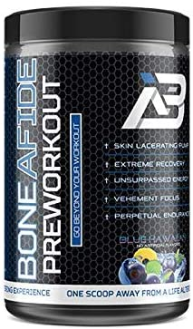 Boneafide Pre-Workout 380g 20sv - Supplement Xpress Online