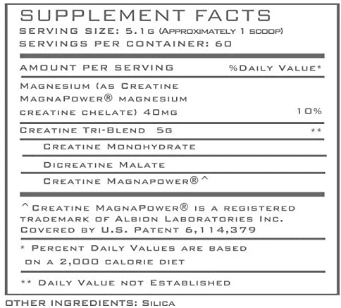 Atomic Creatine Matrix - Supplement Xpress Online