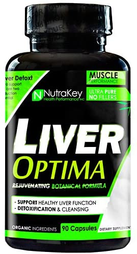 Nutrakey Liver Optima 90 Cap - Supplement Xpress Online