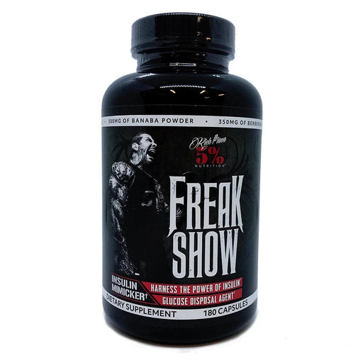 5% Freak Show 180caps - Supplement Xpress Online