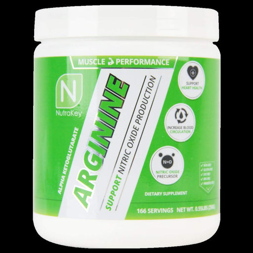 Nutrakey Arginine AKG Powder 250g - Supplement Xpress Online