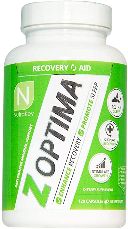 Nutrakey Z Optima 120 caps - Supplement Xpress Online