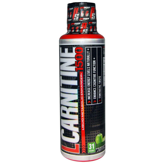 Pro Supps L-Carnitine 1500 - Supplement Xpress Online