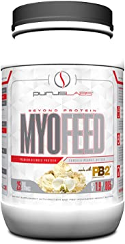 Purus Labs Myofeed 2LB PB2 Chocolate - Supplement Xpress Online