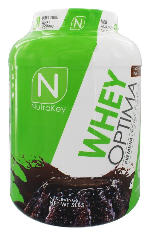 Nutrakey Whey Optima 5lb - Supplement Xpress Online