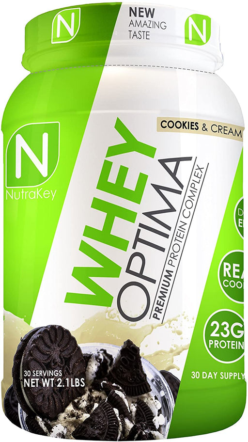 Nutrakey Iso Optima 2lb - Supplement Xpress Online