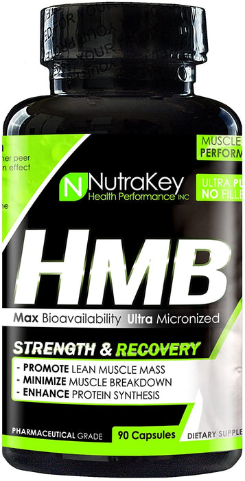 Nutrakey HMB 90 Caps - Supplement Xpress Online