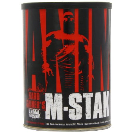 Universal Animal M-Stak 21 PK - Supplement Xpress Online