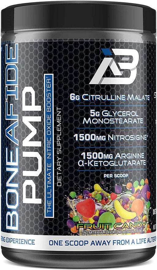 Boneafide Pump 20sv - Supplement Xpress Online