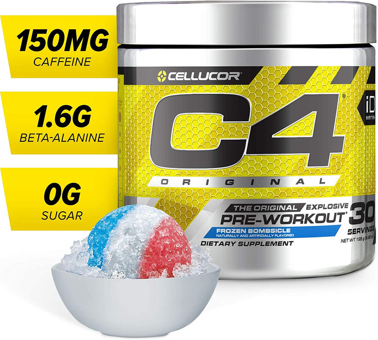 Cellucor C4 30sv - Supplement Xpress Online