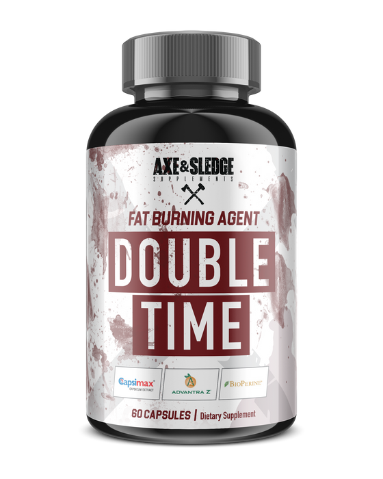 Axe & Sledge Double Time 60caps - Supplement Xpress Online