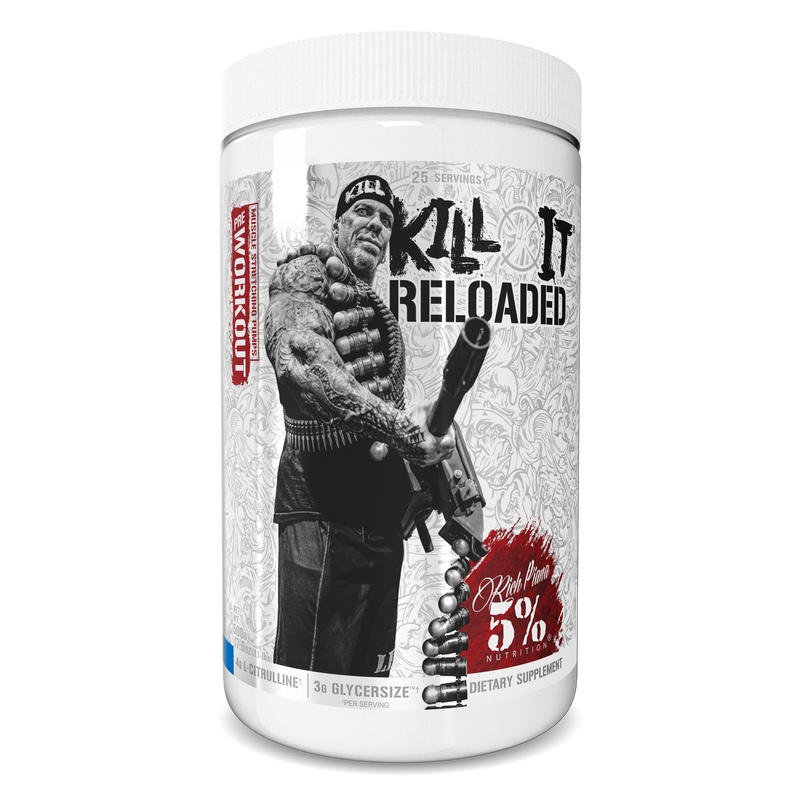 5% Kill It Reloaded 30sv - Supplement Xpress Online