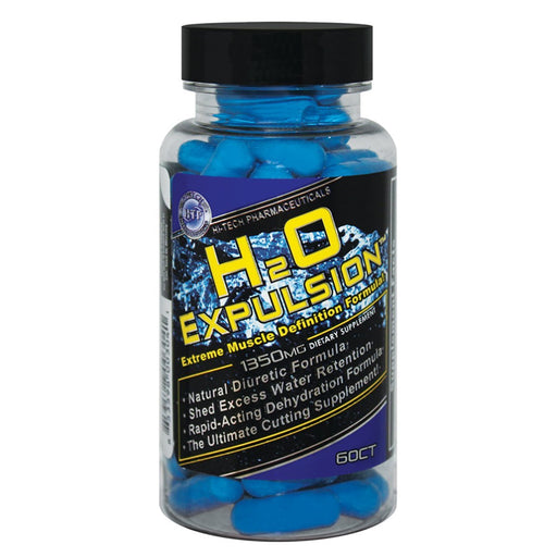 Hi-Tech H2O Expulsion 60Cap - Supplement Xpress Online