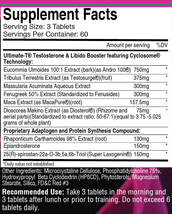 USPLabs Pink Magic - Supplement Xpress Online