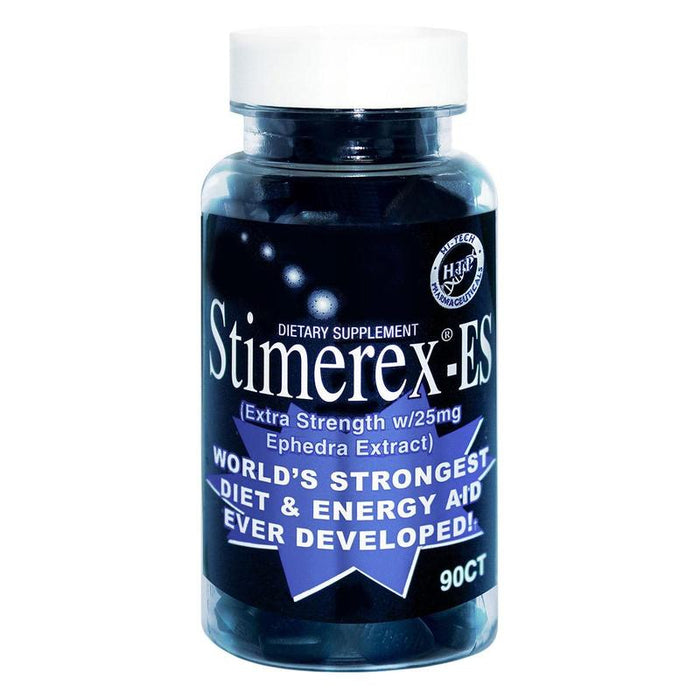 Hi-Tech Stimerex-ES Ephedra 90 Cap - Supplement Xpress Online