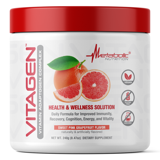 Metabolic Nutrition Vitagen - Supplement Xpress Online