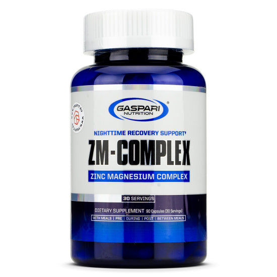 Gaspari ZM-Complex (30 SV) - Supplement Xpress Online
