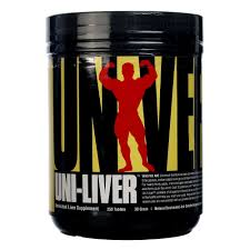 Universal Uni-Liver 250 Tabs - Supplement Xpress Online