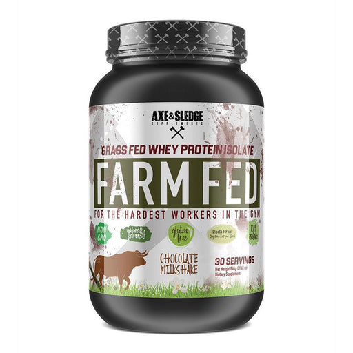 Axe & Sledge Farm Fed 30sv - Supplement Xpress Online
