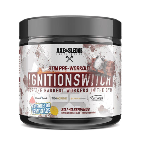Axe & Sledge Ignitionswitch 40sv - Supplement Xpress Online