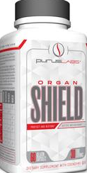Purus Labs Organ Shield 60 Cap - Supplement Xpress Online