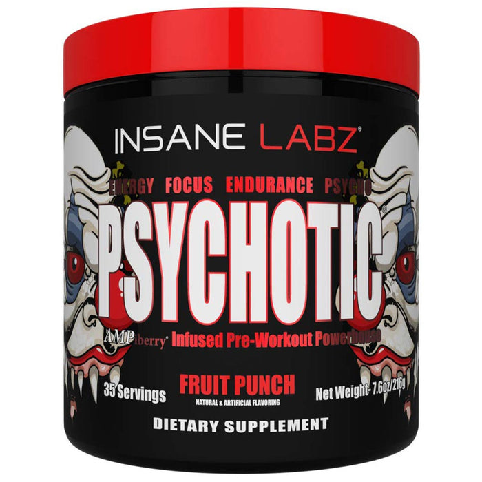 Insane Labz Psychotic 35sv - Supplement Xpress Online
