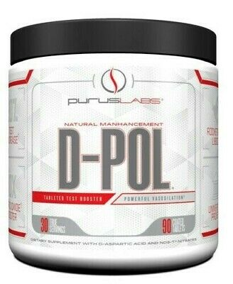 Purus Labs D-Pol 90 Cap - Supplement Xpress Online